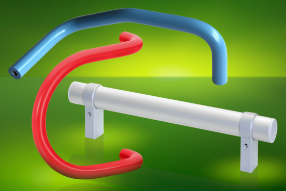 Tubular handles